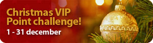 Bestpoker Christmas VIP Point Challenge