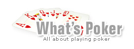 What's Poker - Allt om poker